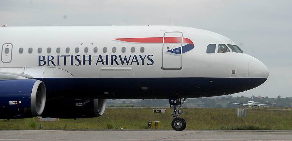 El aeropuerto de Loiu perderá en invierno el 30% de sus conexiones con Londres