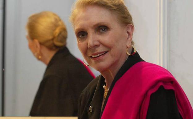 Muere María Dolores Pradera, a los 93 años en su natal Madrid