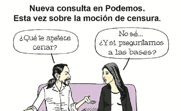 La tira de Antón del miércoles 20 de mayo de 2018