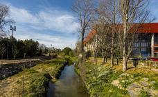 Los getxotarras solicitan crear un parque fluvial con sendas en Fadura