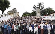 El Parlamento vasco preguntará sobre el derecho a decidir un día antes de la cadena humana de Gure Esku Dago