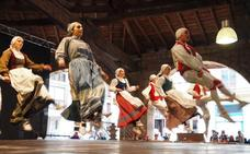 Lizarra mostrará la danza por excelencia en las Euskal Jaiak