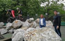 Barakaldo abre el primer 'trial park' municipal de Bizkaia
