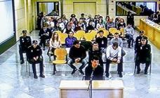 La Audiencia Nacional condena a los agresores de Alsasua pero no por terrorismo