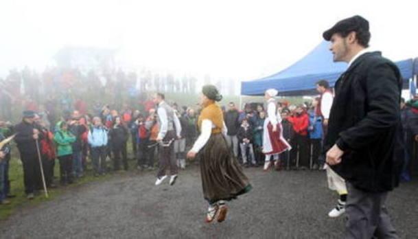 El Alpino guiará la subida al Oiz para celebrar el Día de los Montes Bocineros