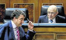 El PP amenaza con anular 70 millones en inversiones pactadas con el PNV para Euskadi