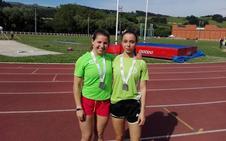 Galdakao y Artunduaga logran cuatro platas en el Campeonato de Euskadi absoluto de atletismo