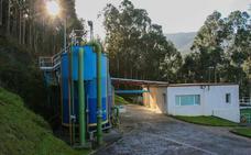 Bakio se resiste al cierre de la depuradora de San Miguel para traer agua potable del Zadorra