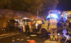 Muere un ertzaina de 29 años tras ser embestido su coche por otro vehículo en Leioa
