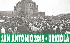 Programa de fiestas de Urkiola 2018: San Antonio Jaiak
