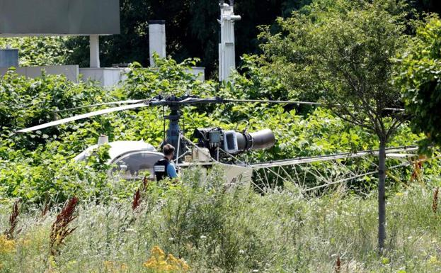 La espectacular fuga en helicóptero del preso más famoso de Francia