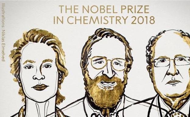 Nobel Química para tres científicos que promueven una