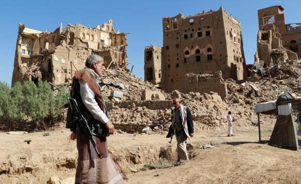 ONU: 20 millones de personas con hambre en Yemen - Mundo