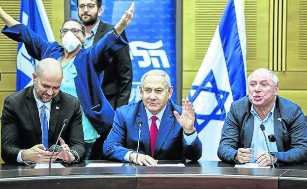 Israel anuncia elecciones generales anticipadas para abril del 2019