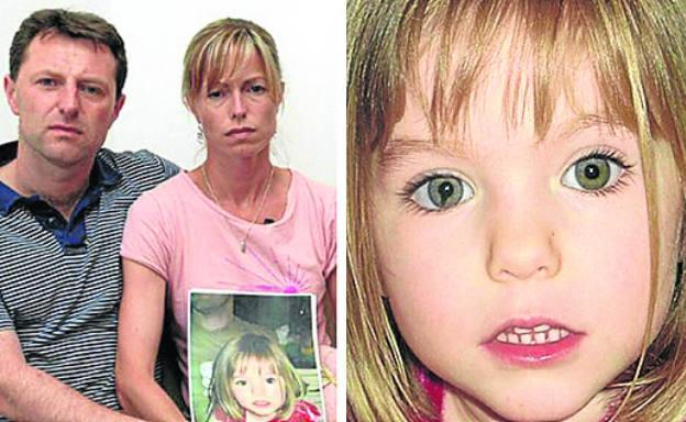 Investigan a pedófilo alemán por la muerte de Maddie McCann