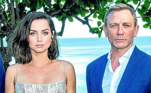 Daniel Craig será operado de la rodilla por lesión de 'Bond'