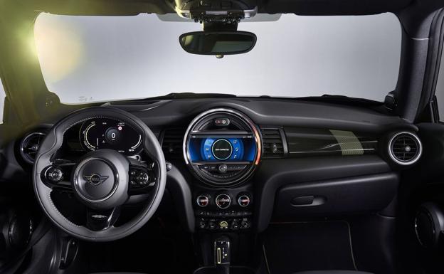 El MINI Cooper SE ya tiene precio para España