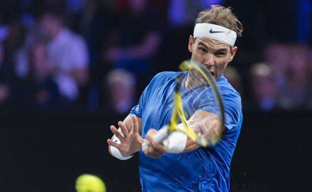 Rafa Nadal renuncia al torneo Shanghai que sí jugará Djokovic