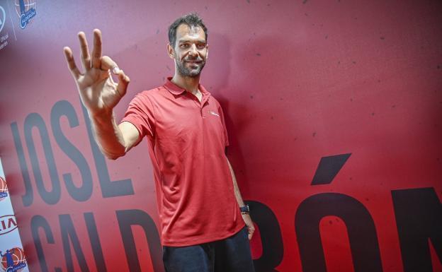 José Manuel Calderón confirmó su retiro del baloncesto profesional