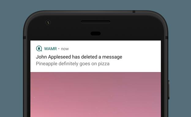 ¿Leer los mensajes eliminados de WhatsApp? Es posible y te decimos cómo
