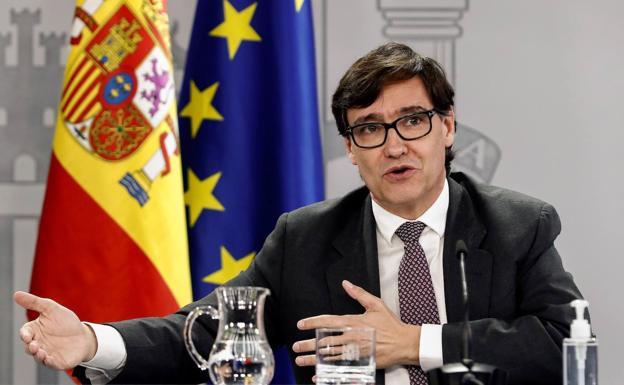 Madrid estudia pedir toque de queda al Gobierno central español