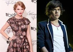 Taylor Swift y Harry Styles. / Reuters/