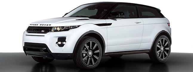 "Range Rover Evoque ""Black Design Pack"""