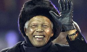 Mandela, en estado cr�tico