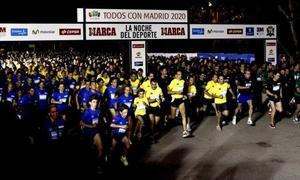 50.000 deportistas por Madrid 2020