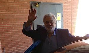 Plácido Domingo: «Going home... Me voy a casa»