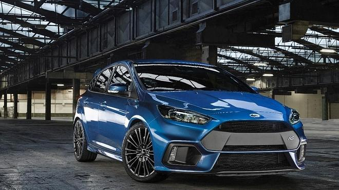 Ford Focus RS: 325 caballos