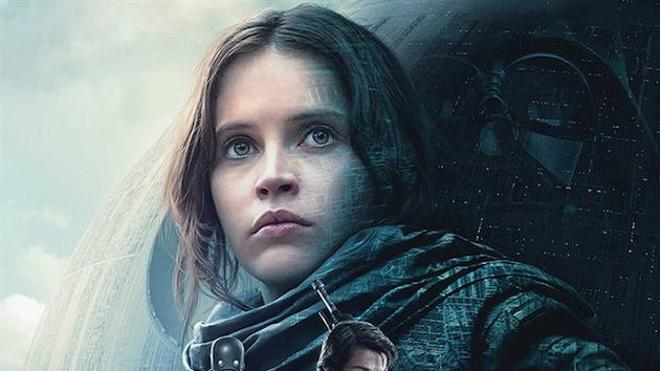 'Rogue One: Una historia de Star Wars' lidera la cartelera