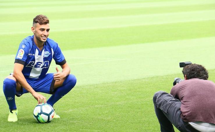 «Espero poder llegar a los quince goles esta temporada», confía Munir