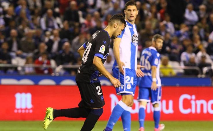 Derpotivo de La Coruña - Deportivo Alavés
