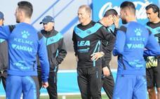 De Biasi: «No firmo el empate contra el Valencia»