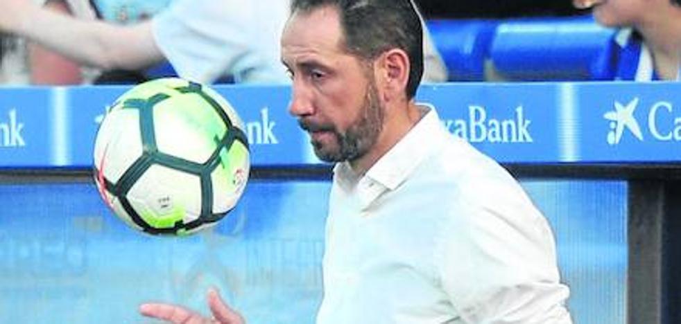 Pablo Machín: «Vimos el partido ganado antes de tiempo»