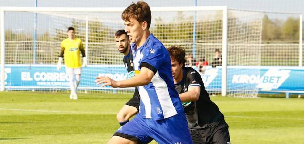 El Alavés B se medirá al filial del Cádiz