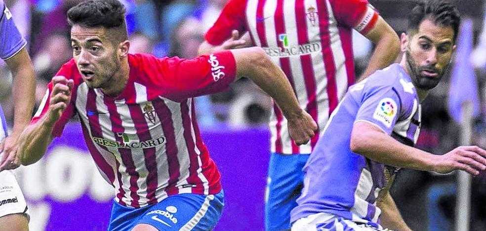 El Alavés intenta convencer a Jony