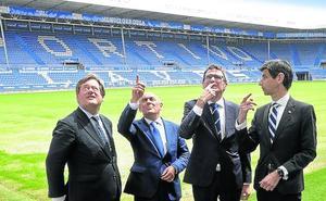 El Alavés podrá buscar un patrocinador para financiar 33 millones del nuevo estadio