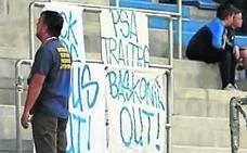 Los ultras del Sochaux llaman a boicotear a la dirección del Baskonia