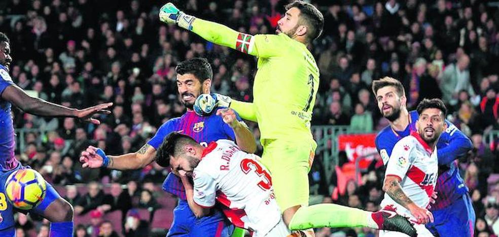 El Camp Nou como estreno del tercer capítulo albiazul en Primera
