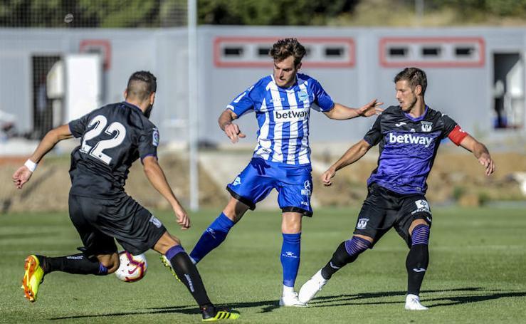 Partido de pretemporada: Deportivo Alavés-Leganés