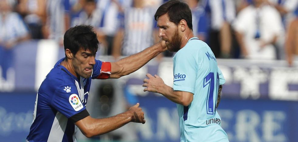 El Alavés comenzará la Liga en Barcelona el 18 de agosto a las 22.15