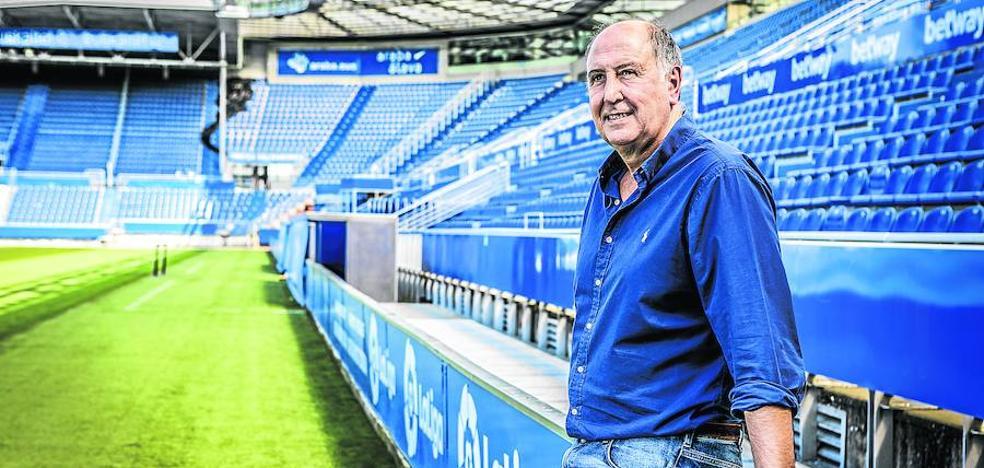 Querejeta: «Nos consolidaremos cuando tengamos el nuevo campo y la ciudad deportiva»