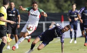 La Liga retrasa el partido del Alavés en Valladolid