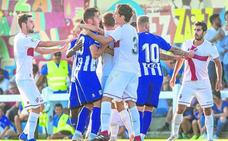 El Alavés sigue sin coger color