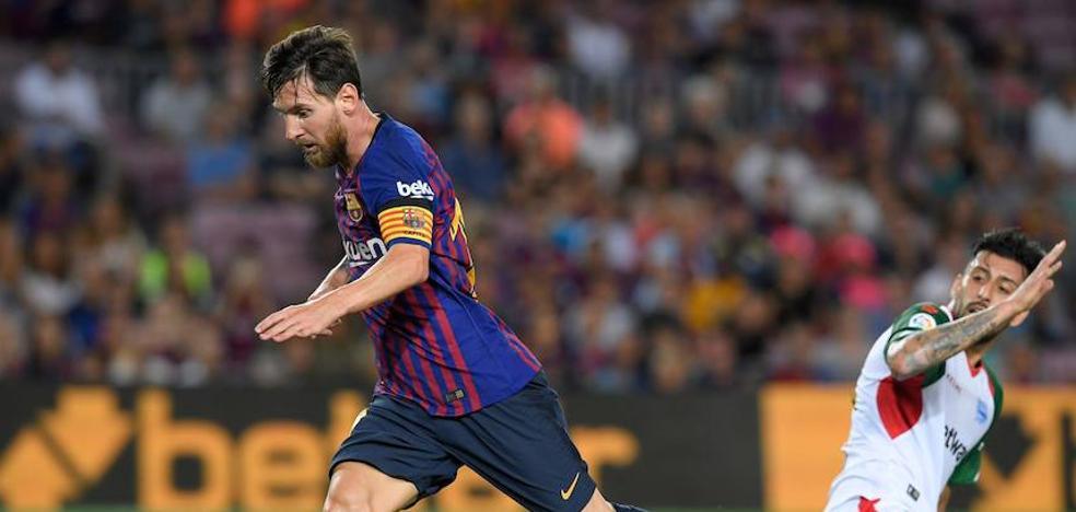 No hay jaula para Messi