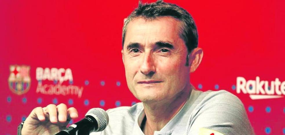 Valverde: «El Alavés suele hacer buenos partidos en el Camp Nou»