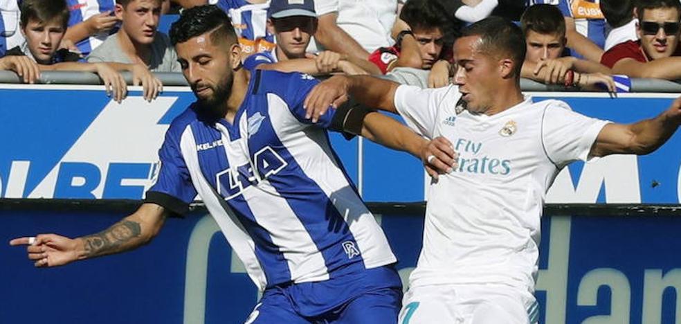 El Alavés recibirá al Real Madrid el sábado 6 de octubre