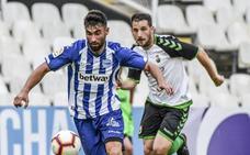 El delantero del filial Andrei sustituye al lesionado Sobrino en la convocatoria frente al Valladolid